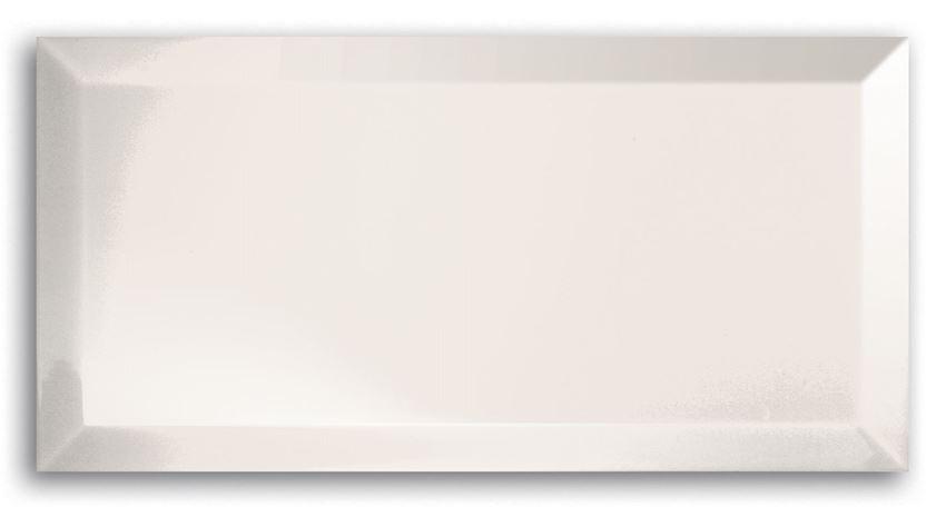 Płytka ścienna 59,8x29,8 cm Tubądzin London Piccadilly White 1