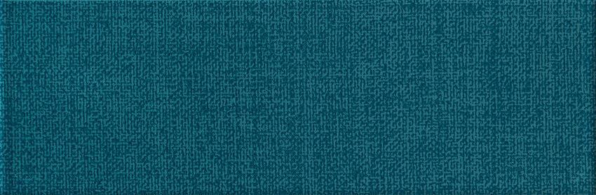 Płytka ścienna 23,7x7,8 cm Domino Nesi bar blue