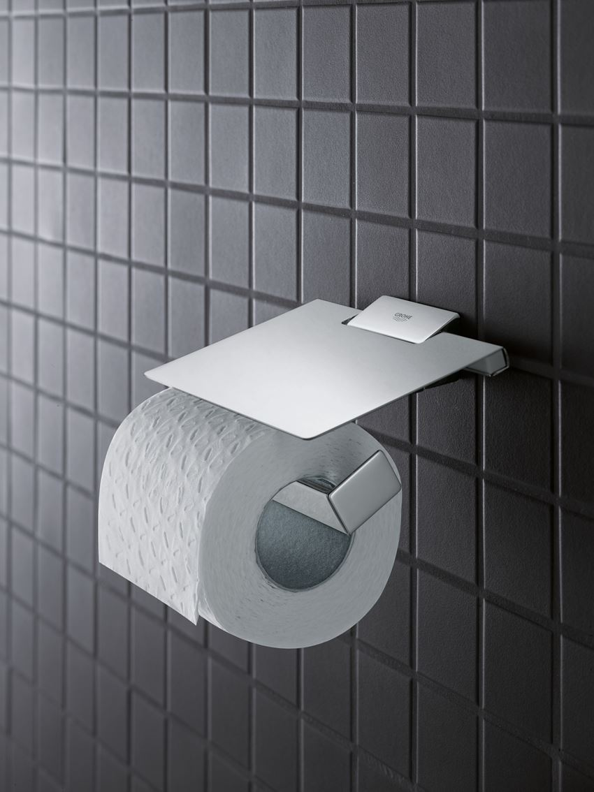 Uchwyt na papier Grohe Selection Cube