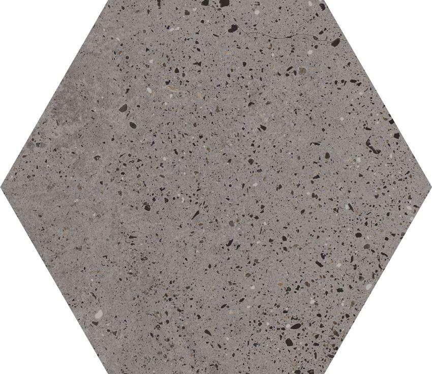 Płytka ścienno-podłogowa 17,1x19,8 cm Paradyż Industrialdust Grys Mat