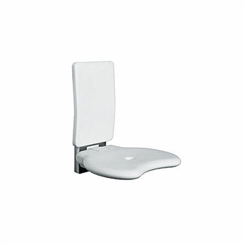Siedzisko prysznicowe uchylne z oparciem Koło Lehnen Evolution