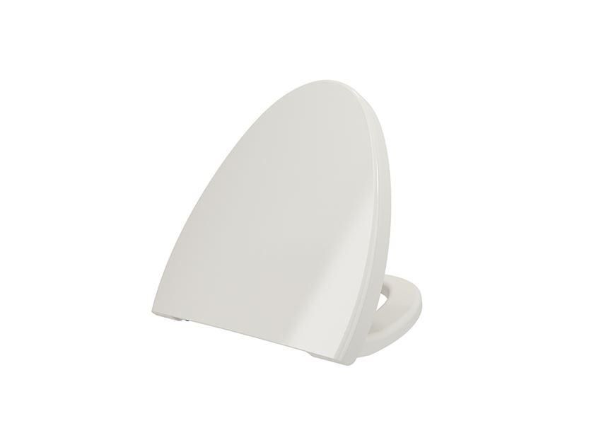 Deska WC duroplast wolnoopadająca Glossy Biscuit Bocchi Etna