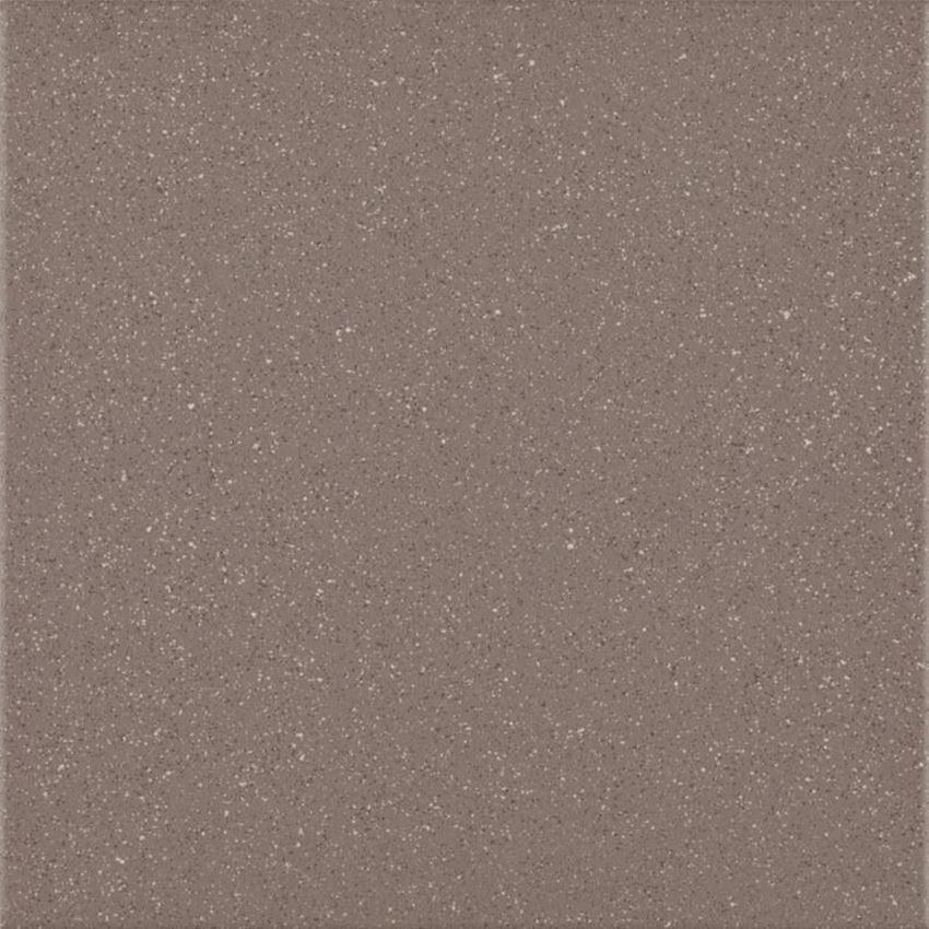 Płytka ścienno-podłogowa 19,8x19,8 cm Paradyż Bazo Moka Gres Sól-Pieprz Matowa