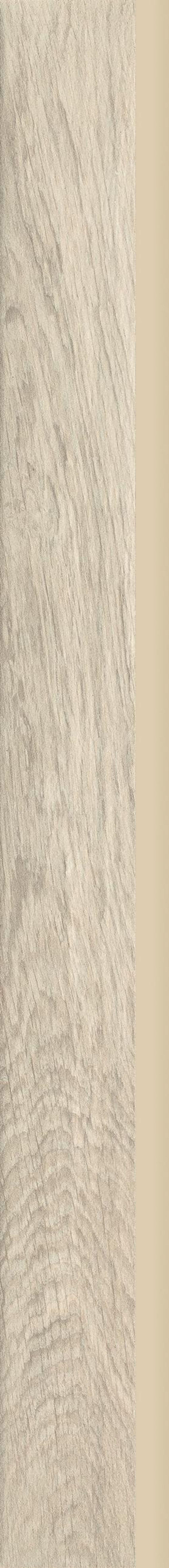 Dekoracja podłogowa Paradyż Wood Basic Bianco Cokół