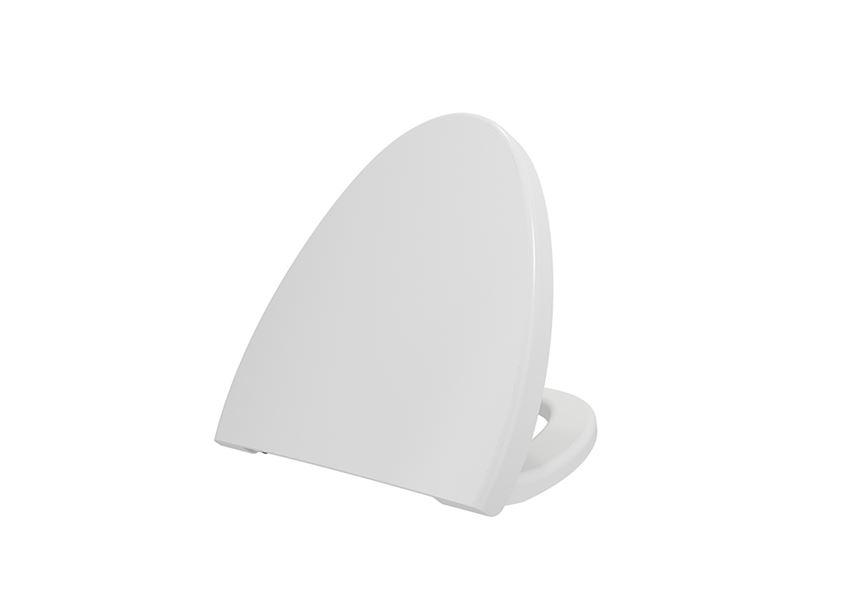Deska WC duroplast wolnoopadająca Matt White Bocchi Etna