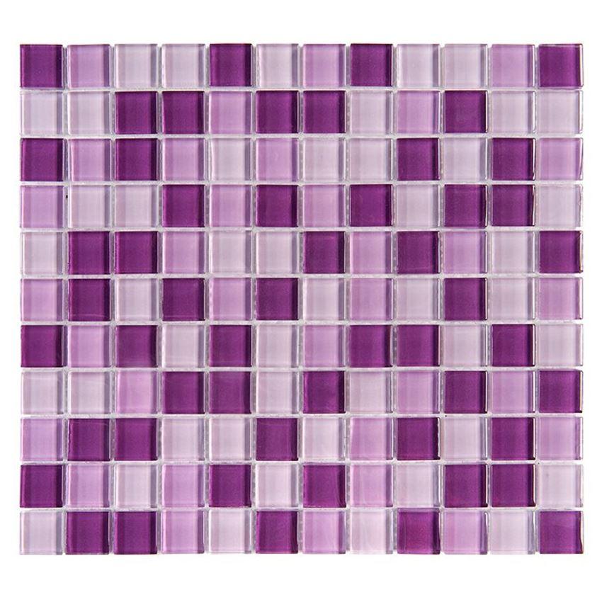 Mozaika, 32,3x29,6 cm Dunin Glass Mix DMX 180