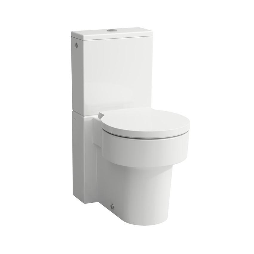 Miska WC stojąca do kompaktu 66x39x43 cm Laufen Val
