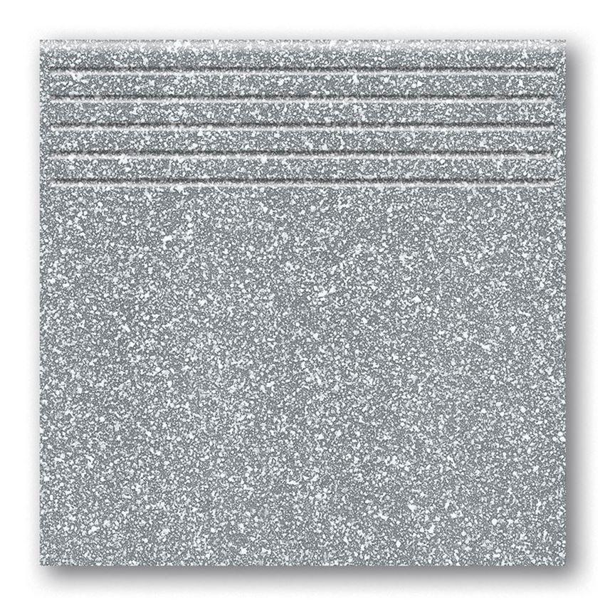 Płytka stopnicowa 33,3x33,3 cm Tubądzin Tartan 11