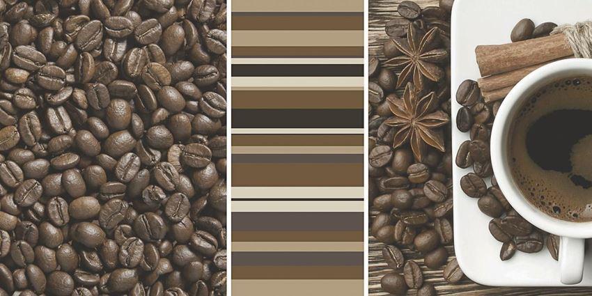 Dekoracja ścienna 30x60 cm Paradyż Vivida Bianco inserto Cafe