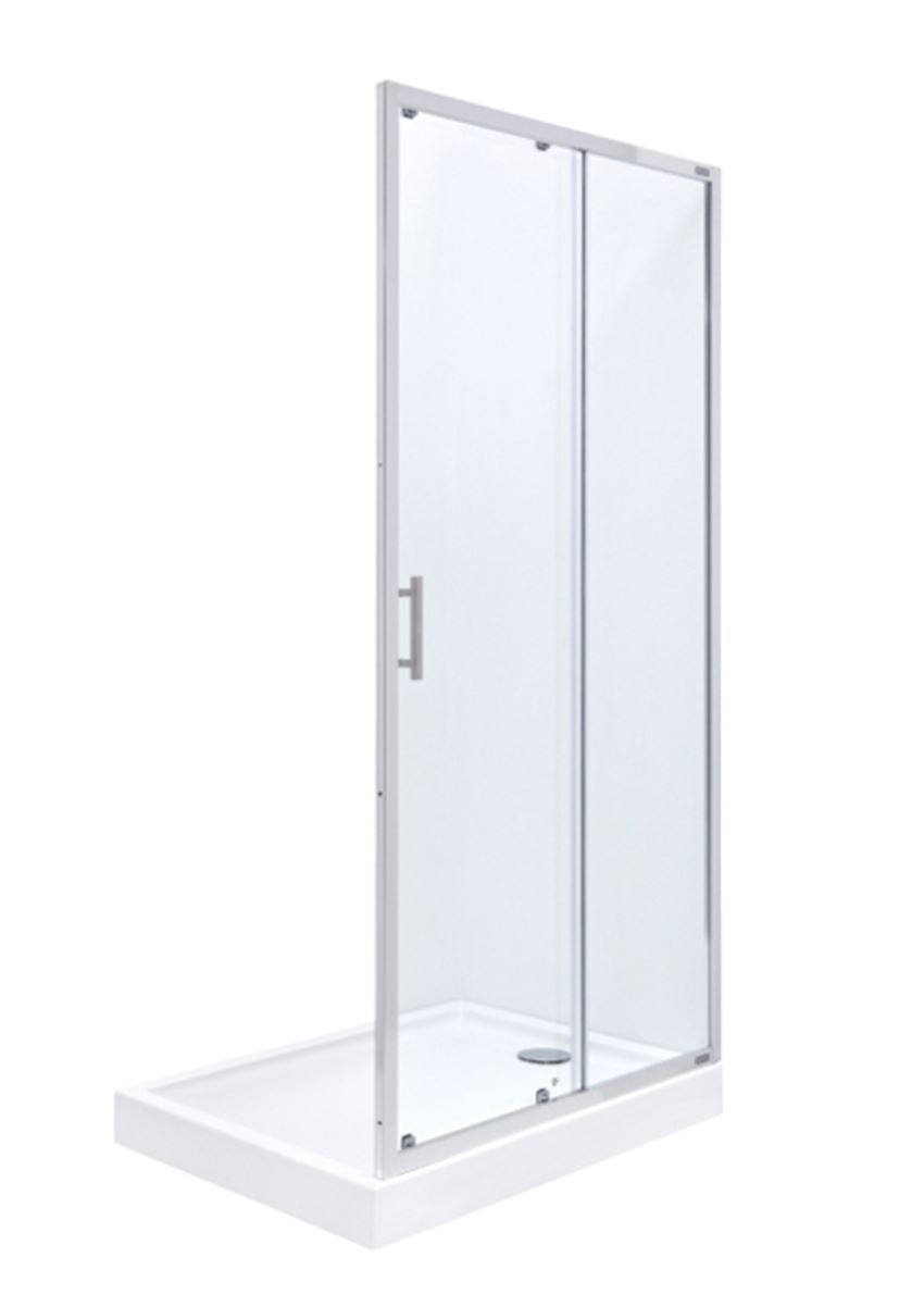 Przesuwne drzwi prysznicowe Roca Town
