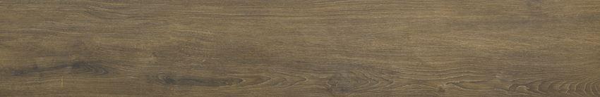 Płytka ścienno-podłogowa 29,4x180 cm Paradyż Roble Brown Gres Szkl. Rekt. Mat
