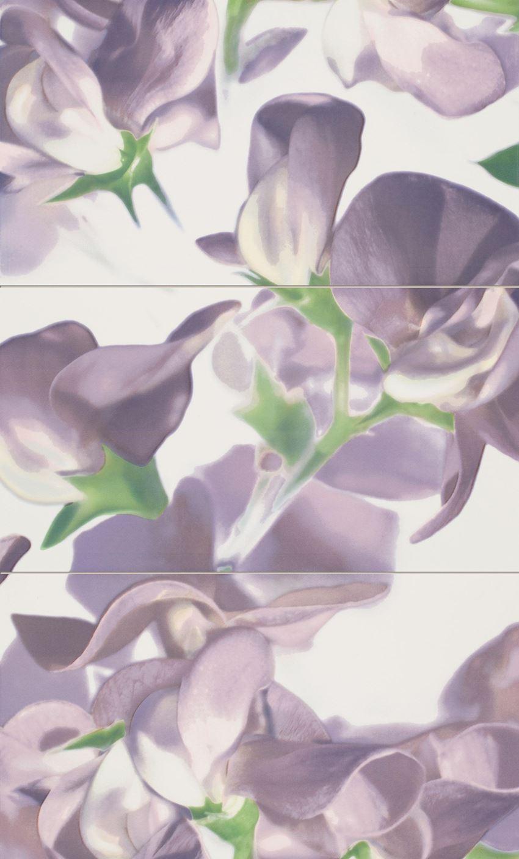 Dekor ścienny Tubądzin Colour Bloom Violet