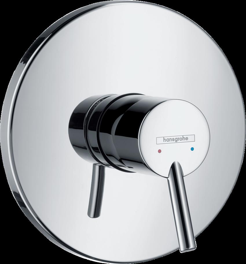 Jednouchwytowa bateria prysznicowa podtynkowa Hansgrohe Talis S
