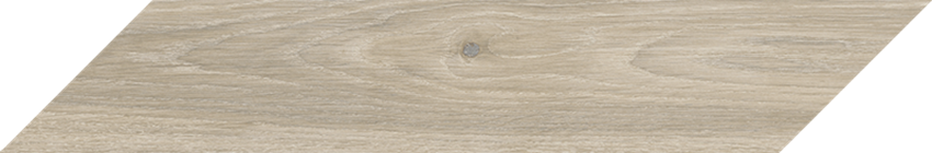 Płytka dekoracyjna 9,8x59,8 cm Paradyż Heartwood Latte Chevron Lewy