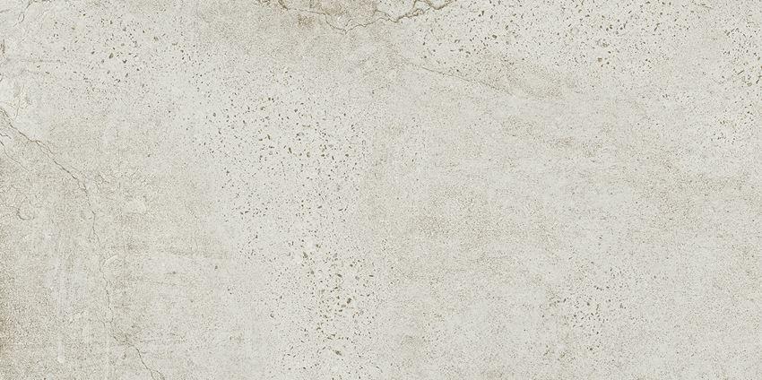 Płytka uniwersalna 59,8x119,8 cm Opoczno Newstone White Lappato