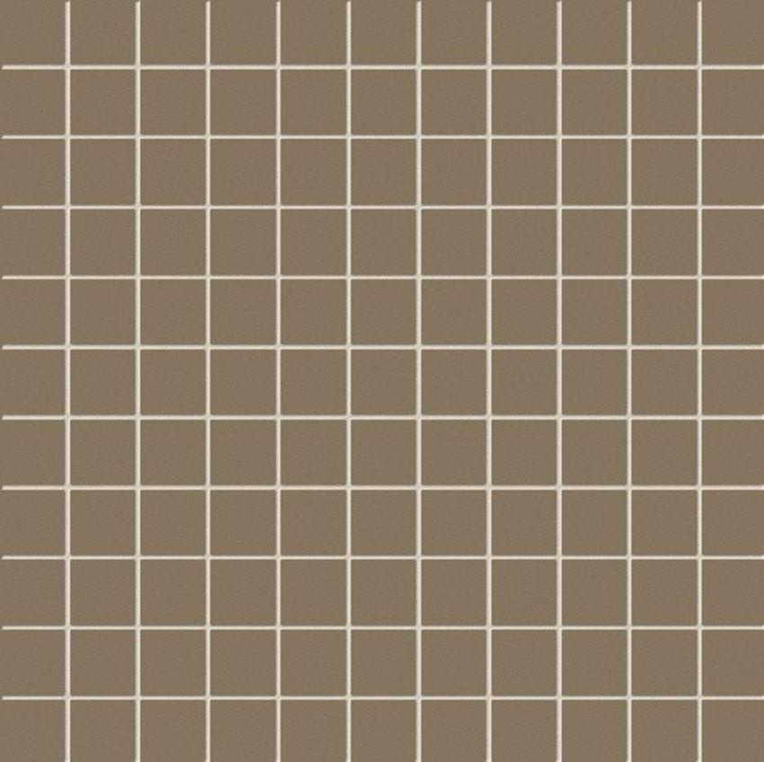 Mozaika ścienna Tubądzin Colour Brown Mocca