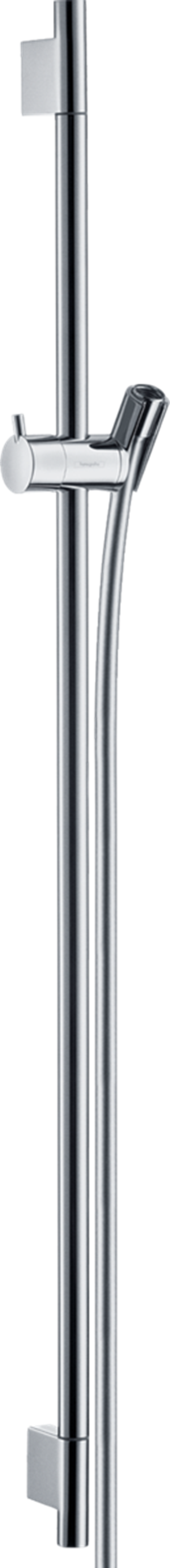 Drążek prysznicowy S Puro 90 cm z wężem Hansgrohe Unica