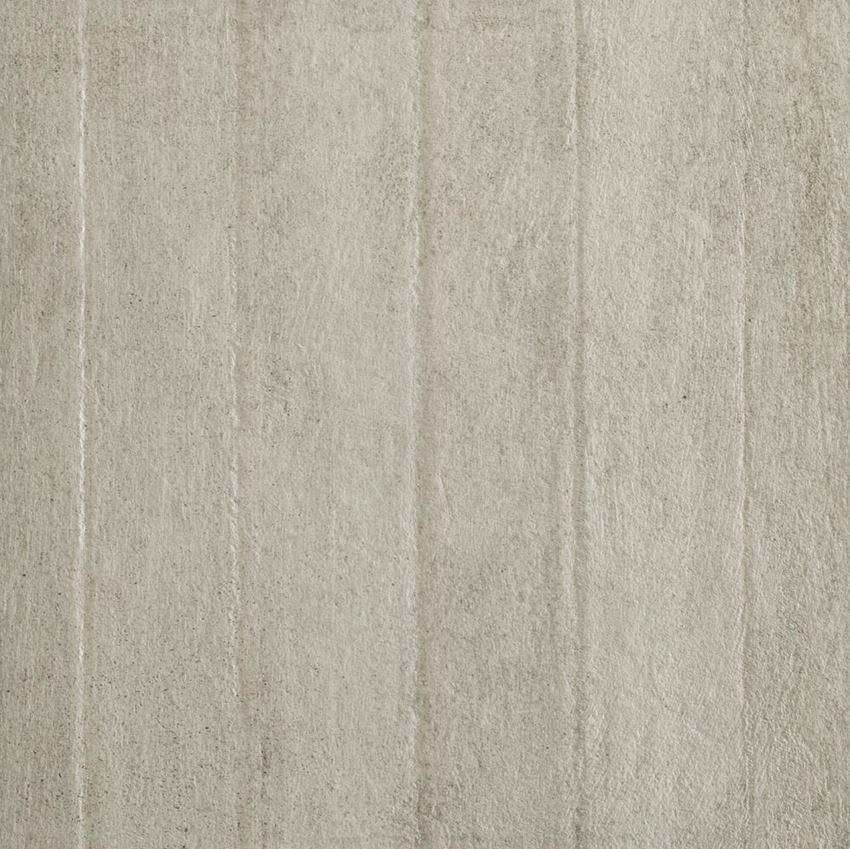 Płytka ścienno-podłogowa 59,8x59,8 cm Paradyż Rino Grys Gres Szkl. Struktura Rekt. Półpoler