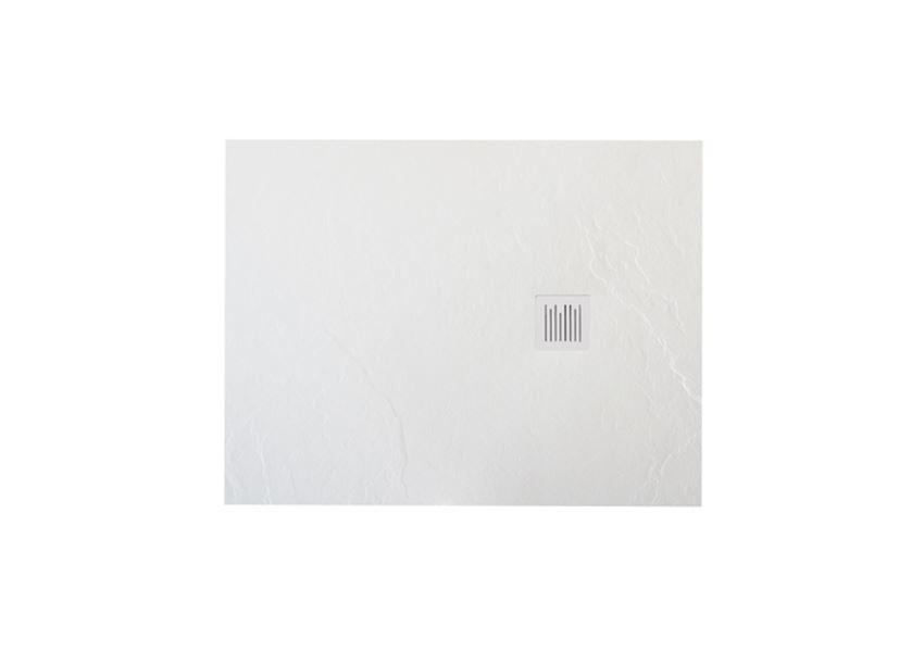 Brodzik kompozytowy biały 120x80x3 cm Roca Ignis