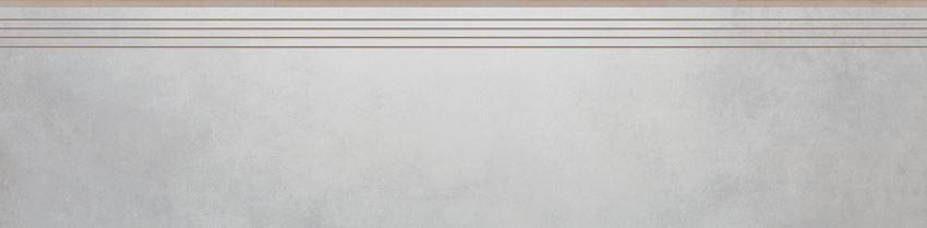 Płytka stopnicowa 29,7x119,7 cm Cerrad Batista dust lappato