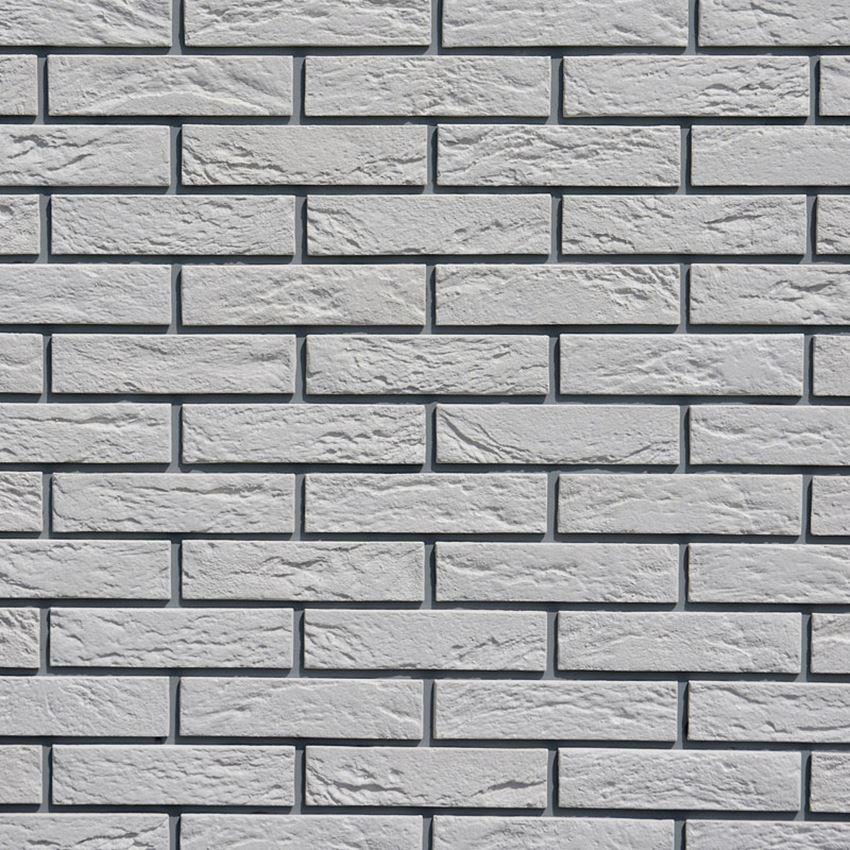 Kamień elewacyjny 20,5x5 cm Stone Master Home Brick Biały