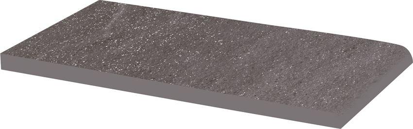 Płytka parapetowa 13,5x24,5 cm Paradyż Taurus Grys Parapet
