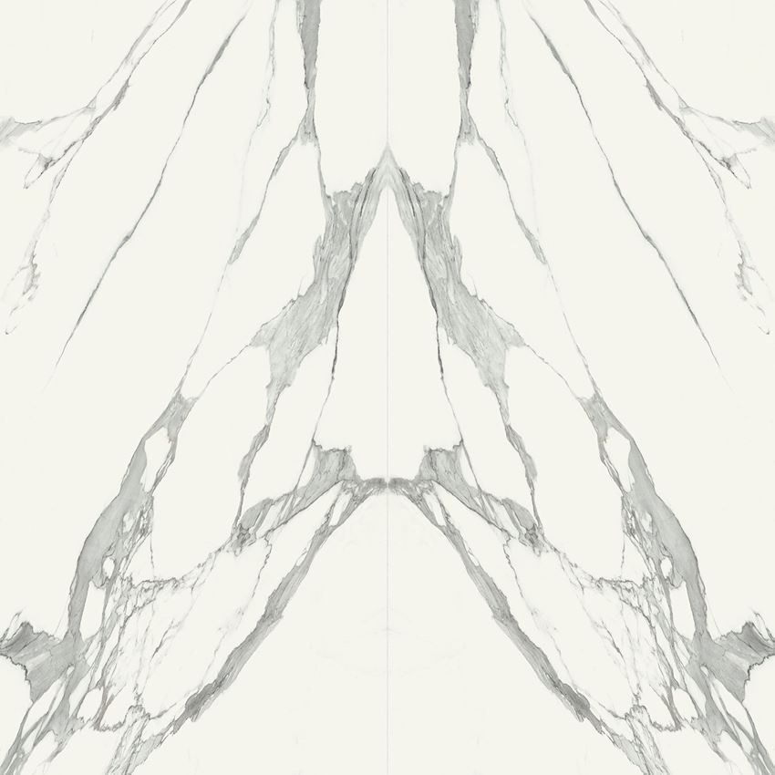 Zestaw dwóch płyt, 2*239,8x119,8 cm Tubądzin Specchio Carrara AB POL