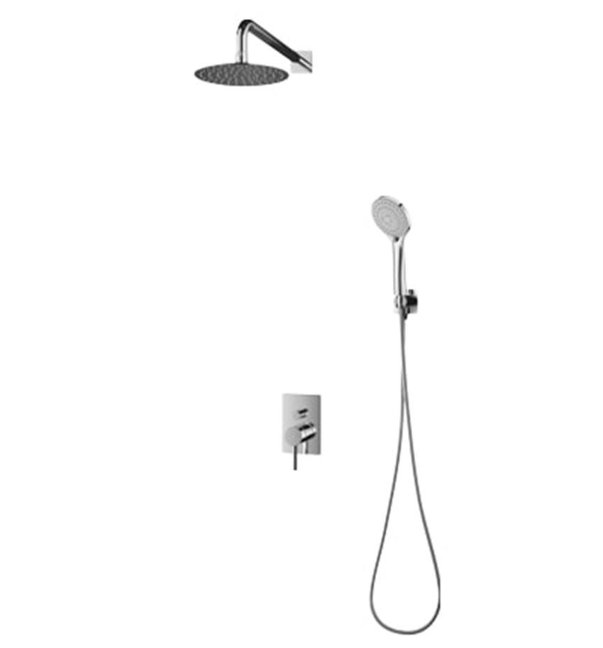 Kompletny łazienkowy system podtynkowy Omnires Y