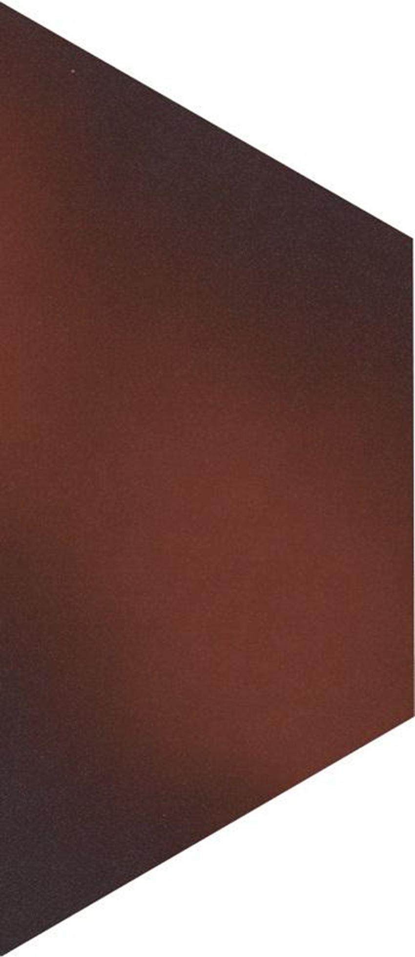 Dekoracja podłogowa Paradyż Cloud Brown Trapez