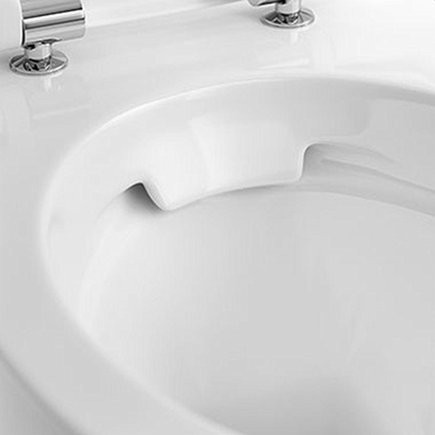 Zestaw Miska WC z deską 53x35,5 cm Koło Modo