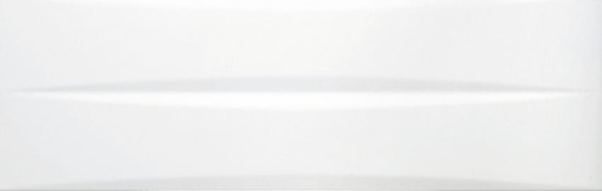 dekor ścienny Azario Iluminare Blanco Brillo