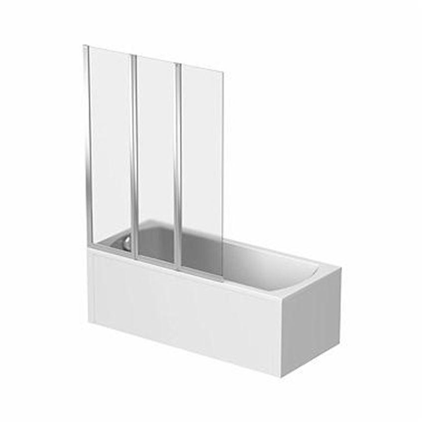 Parawan 3-elementowy lewostronny 120x150 cm Koło Split