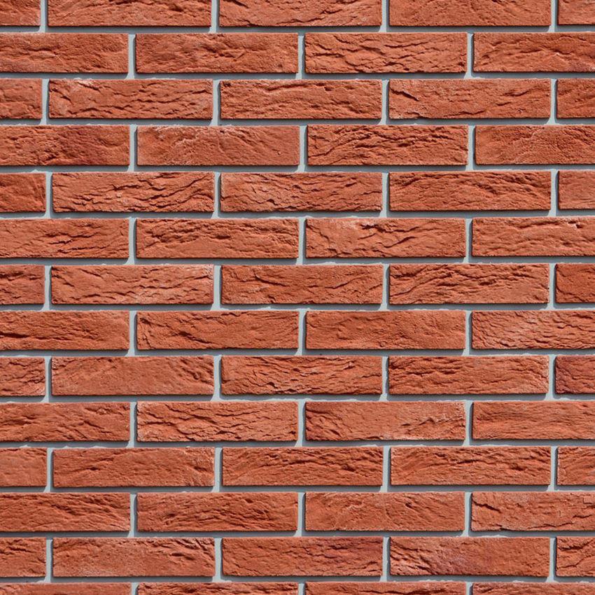 Kamień elewacyjny 20,5x5 cm Stone Master Home Brick Ceglasty