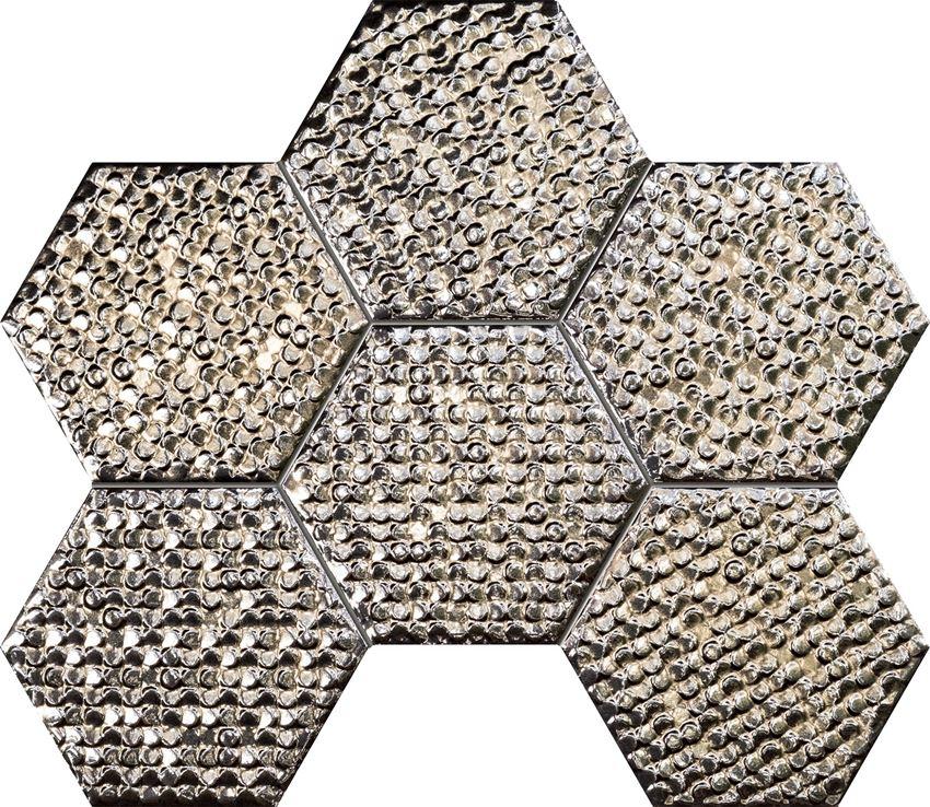 Mozaika 28,9x22,1 cm Tubądzin Terraform 2