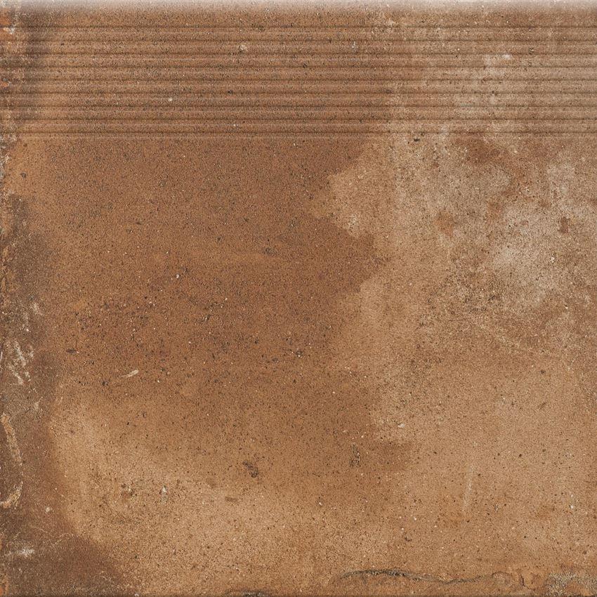 Płytka stopnicowa 30x30 cm Cerrad Piatto terra