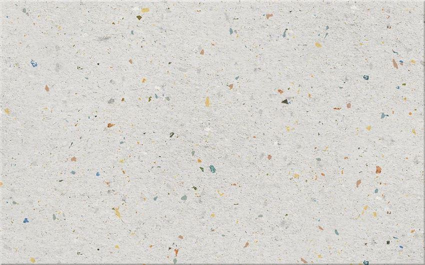 Płytka ścienna 25x40 cm Cersanit Ps214 grey flakes