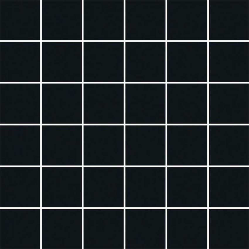 Paradyż Bellicita Nero Mozaika Cięta K.4,8x4,8