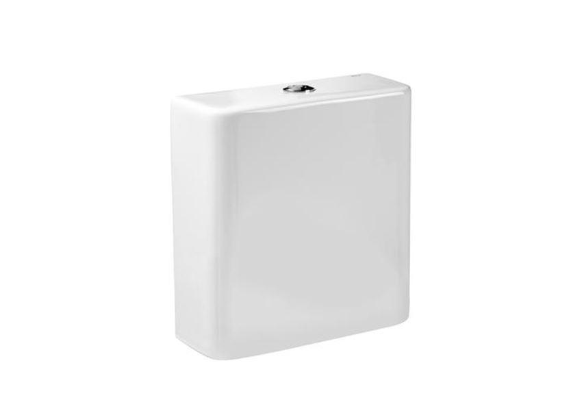 Jednoczęściowy zbiornik WC bez pokrywki do kompaktu WC 36x14x36 cm Roca Dama-N