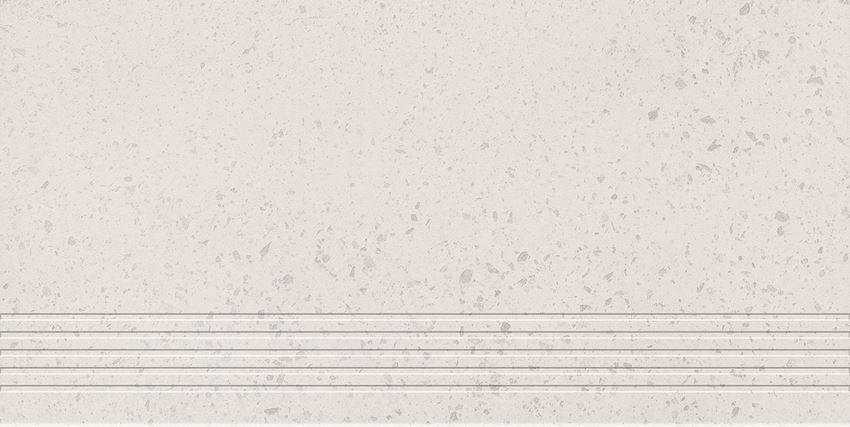 Stopnica 29,8x59,8 cm Domino Otis white