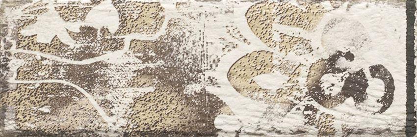 Dekoracja ścienna 9,8x29,8 cm Paradyż Rondoni Bianco Inserto A