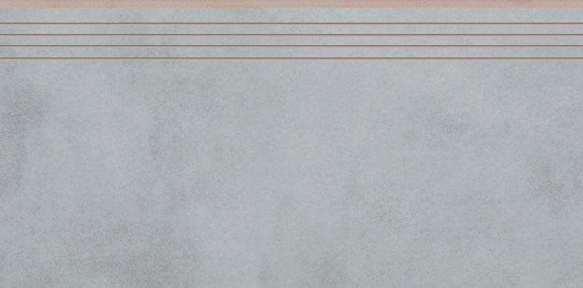 Płytka stopnicowa 29,7x59,7 cm Cerrad Batista marengo