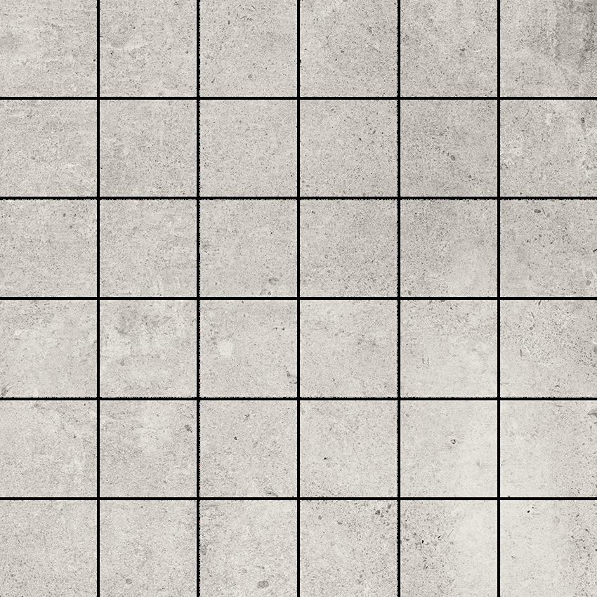 Mozaika 30x30 cm Cerrad Softcement white Poler