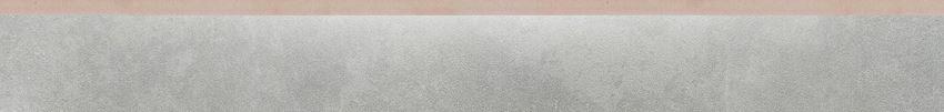 Płytka cokołowa 8x59,7 cm Cerrad Apenino gris lappato