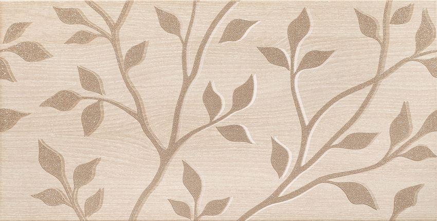 Dekor ścienny 60,8x30,8 cm Domino Woodbrille tree