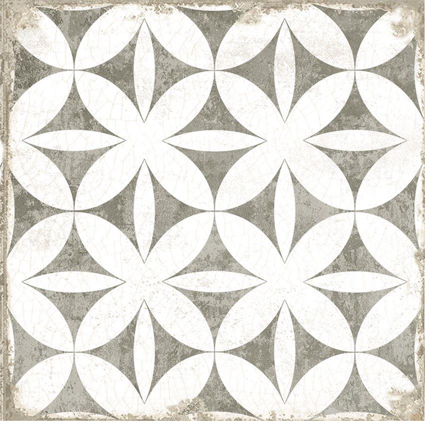 Płytka dekoracyjna 20x20 cm Azario Grafton Abbey Taupe