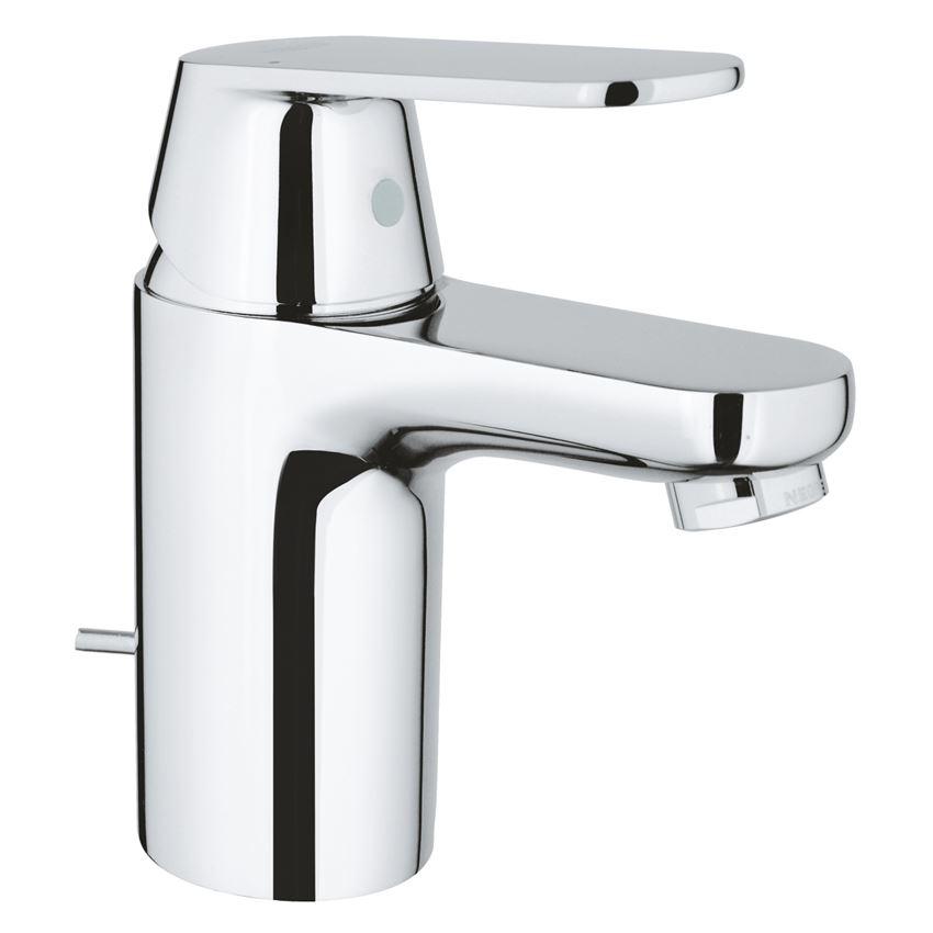 Bateria umywalkowa z korkiem 14,8 cm Grohe Eurosmart Cosmopolitan