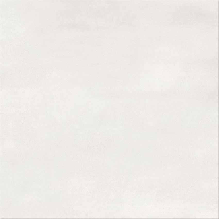 Płytka podłogowa 33,3x33,3 cm Opoczno white glossy