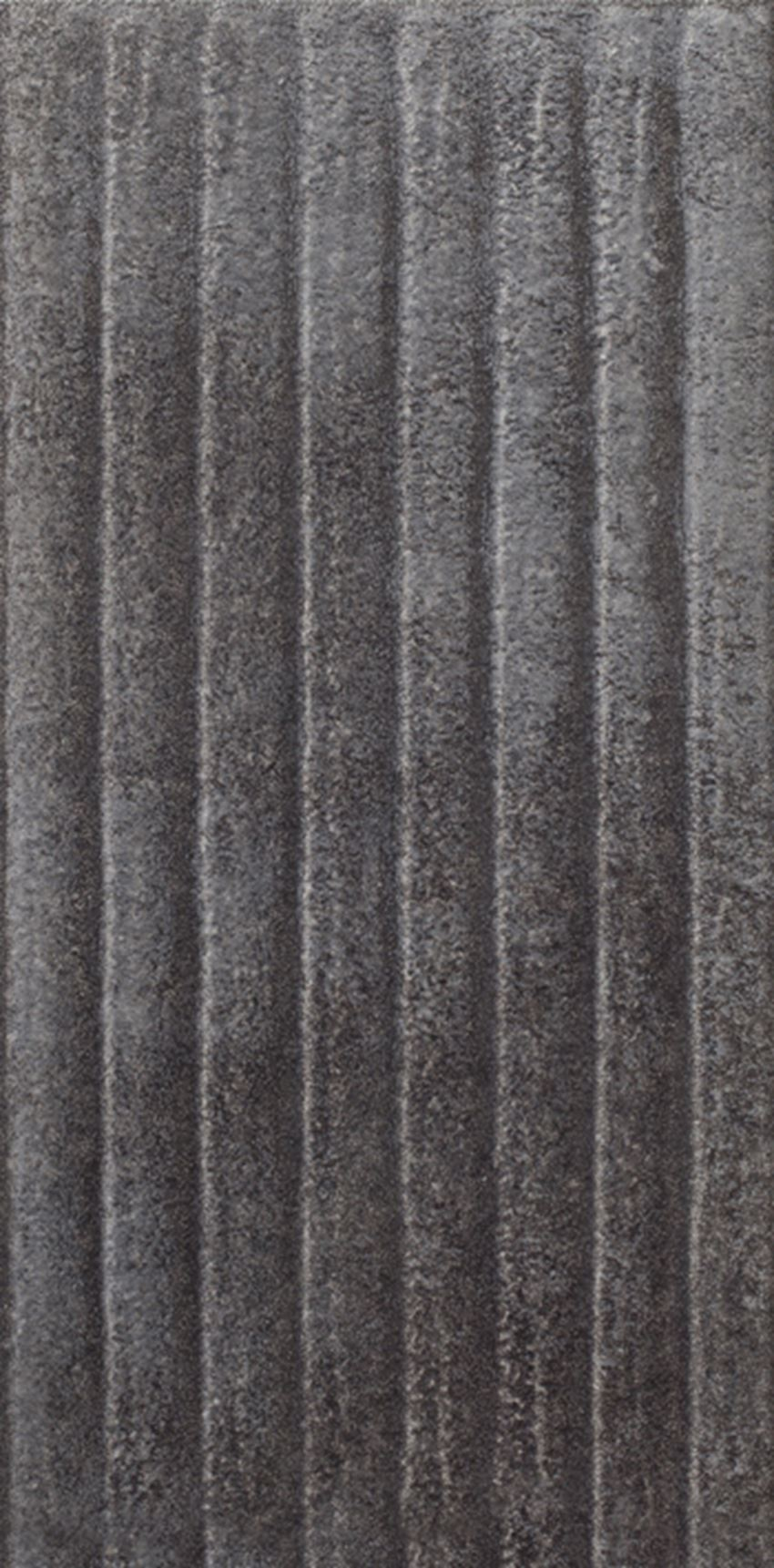 Podstopnica 14,8x30 cm Paradyż Bazalto Grafit C Podstopnica Struktura Głęboka