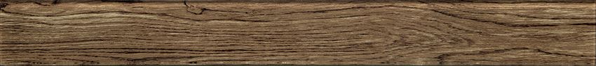 Listwa ścienna 44,8x5 cm Domino Moringa brown glass