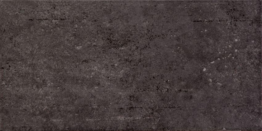 Płytka ścienna 44,8x22,3 cm Domino Bihara grafit